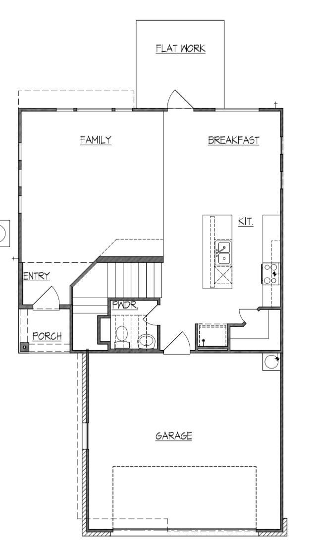 Plan 1966 1st Floor