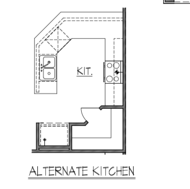 Alternate Kitchen