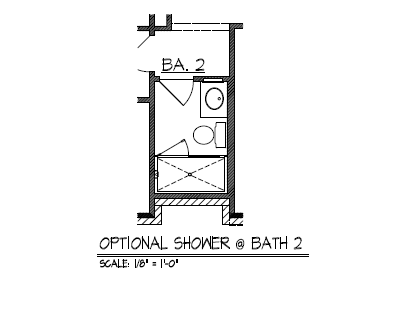Shower @ Bath 2