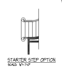 Starter Step Option