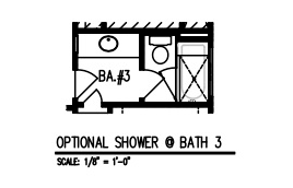 Shower at Bath 3