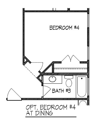 Optional Bedroom 4