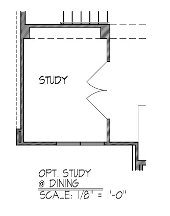 Study at Dining