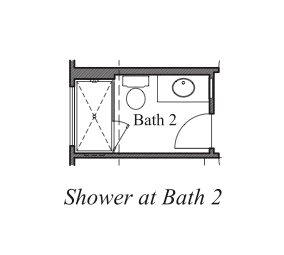 Shower at Bath 2