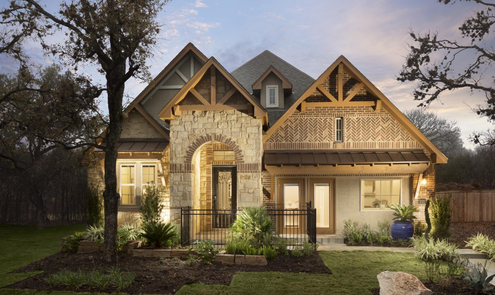 Agave Trace Texas Homes